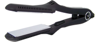 "TurboIon Croc Titanium Wet to Dry 1"" Flat Iron"