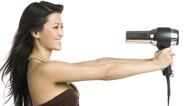 How to Blow Dry Hair