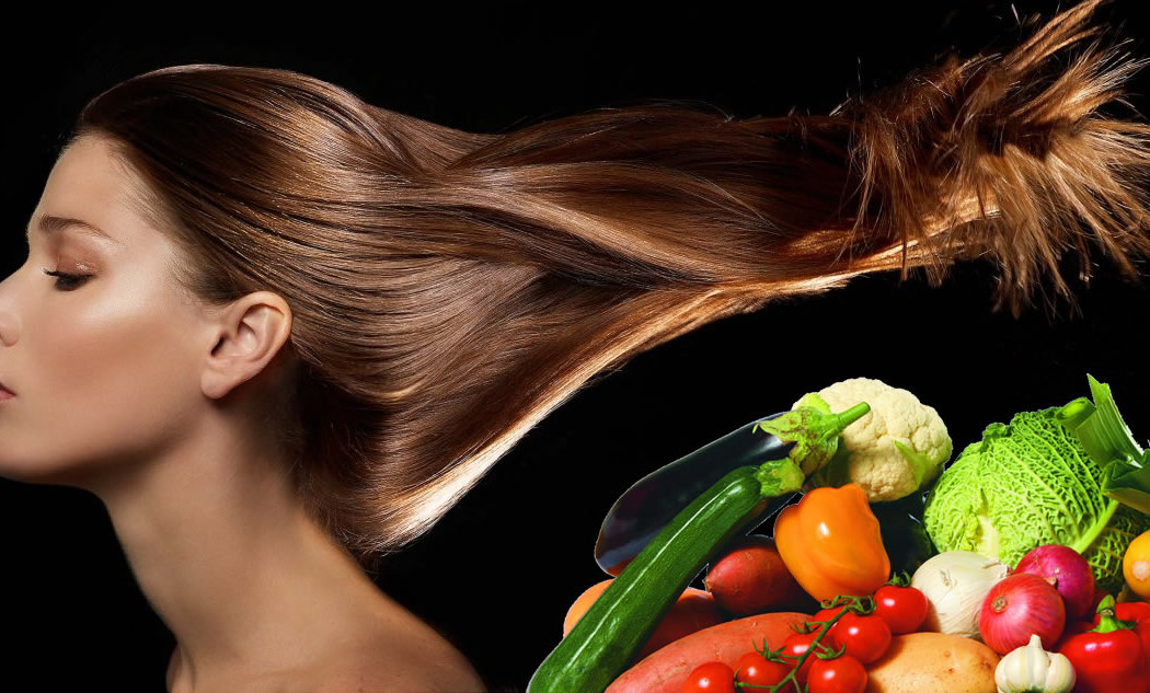 Vitamins & Minerals For Healthy Hair