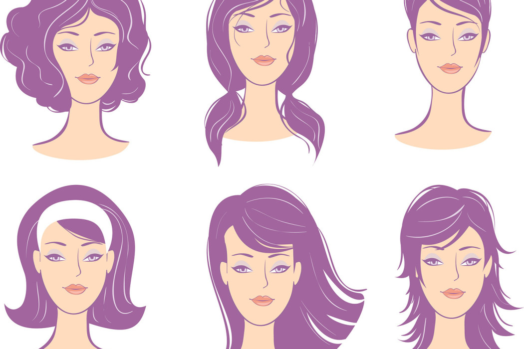 Haircuts for Face Shapes - Your Beauty 411
