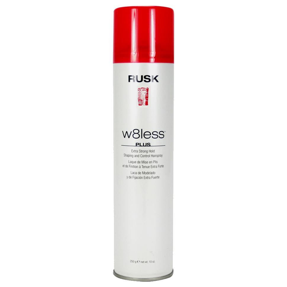 Rusk W8less Plus Hairspray