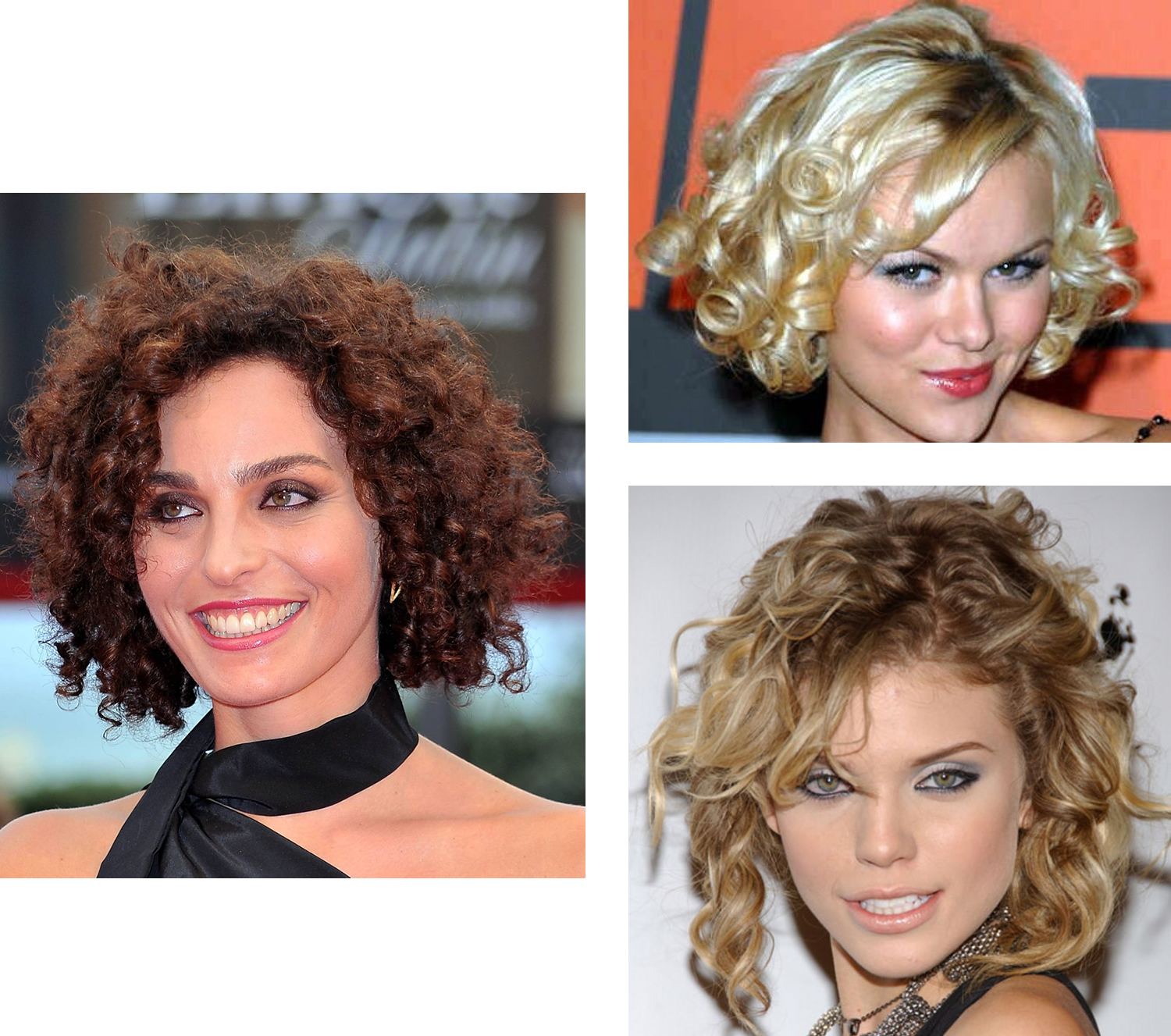 Short Curly Hair Enhanced