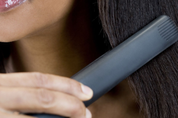 Irons for ethnic hair
