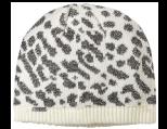 Calvin Klein Women's Leopard Jacquard Shimmer Beanie
