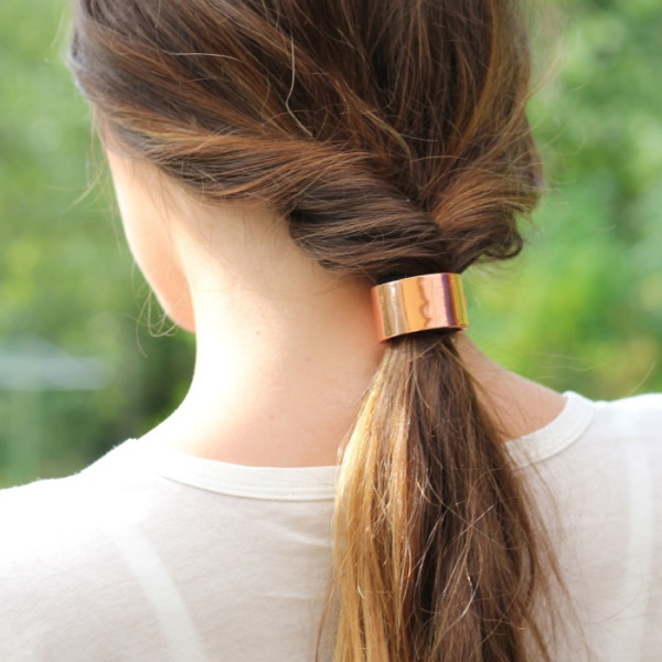 Using Hair Accessories
