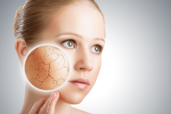 Can Vitamins Help Dry Skin