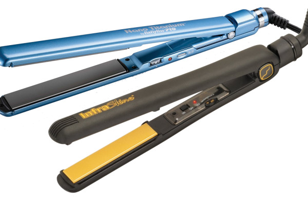 Ceramic vs Titanium Flat Iron