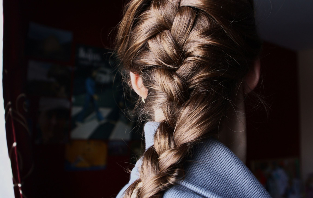 How to make a French Braid