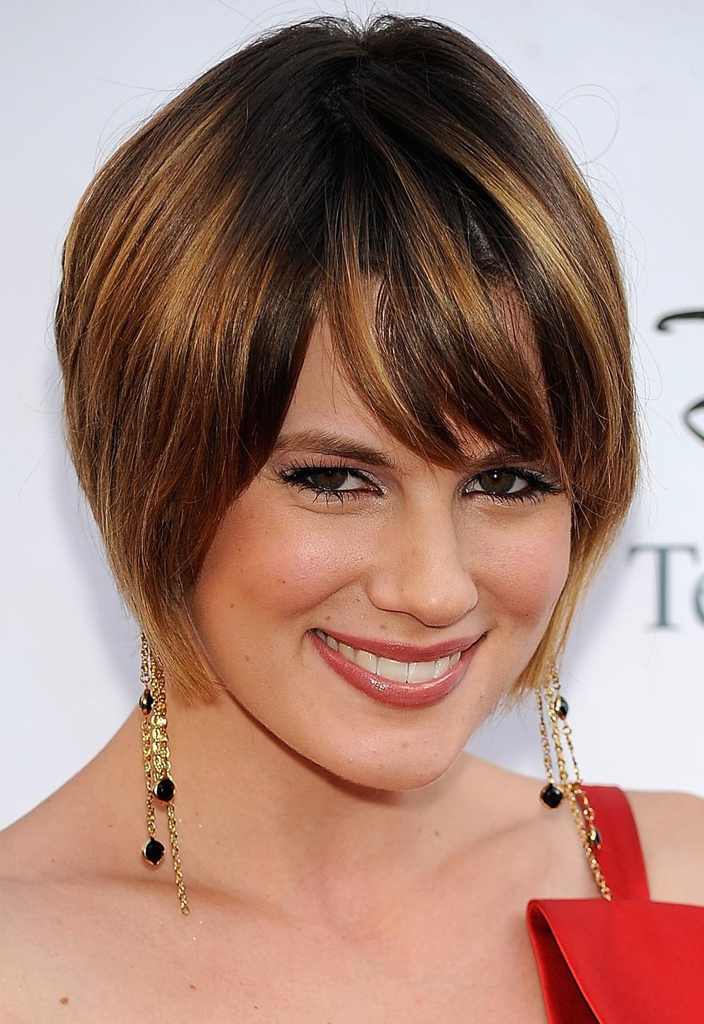 Short Layered Hairstyles 1