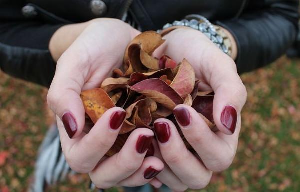 Nail Polish for Fall
