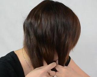 Simple Side Braid Step 4