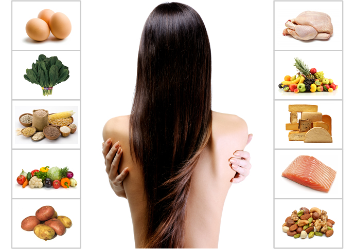 What Are The Best Foods For Healthy Hair Your Beauty 411