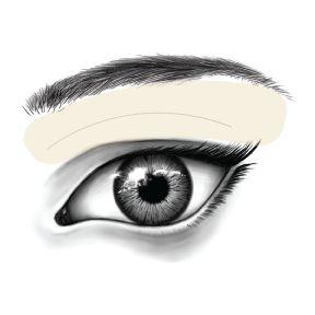 Applying Eyeshadow Step 3