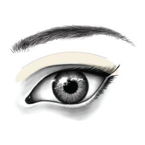 Applying Eyeshadow Step 4