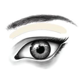 Applying Eyeshadow Step 5