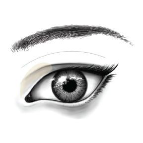 Applying Eyeshadow Step 6
