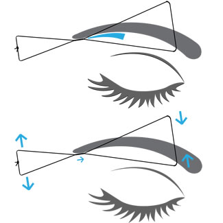 How to Thread Eyebrows 4