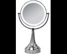 Zadro Next Generation LED Lighted 1X/10X Vanity Mirror