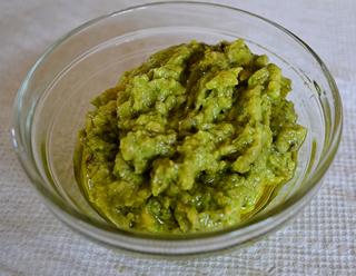 Avocado Olive Oil Mask