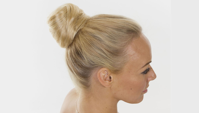 How to Make a Top Knot Bun