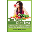 The Acne Diet Test by David Benjamin