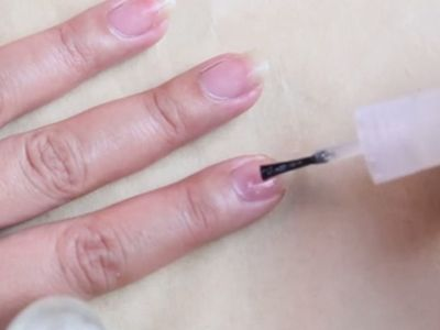 Manicure Step 3