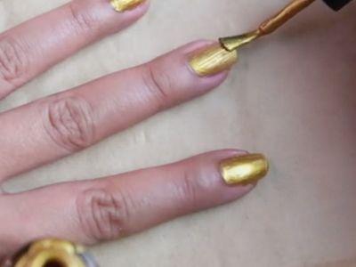 Manicure Step 4