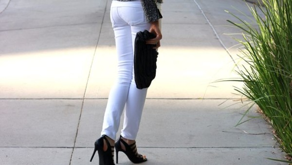 Can you wear white pants after Labor Day