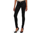 7 For All Mankind Women's Skinny Jean in High Shine Black