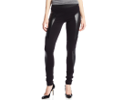 BCBGMAXAZRIA Women's Mari Ponte and Leather Legging
