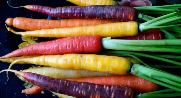 What are the health benefits of carrots