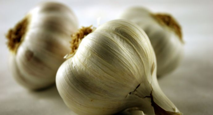 What are the health benefits of garlic