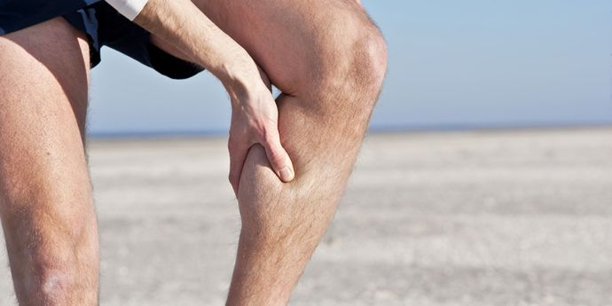 What causes muscle cramps?