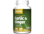 Jarrow FormulasGarlic + Ginger Capsules