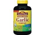 Nature Made Garlic Complex with Vitamin B6, Vitamin B12 and Folic Acid