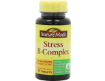 Nature Made Stress B Complex with Zinc Tablets