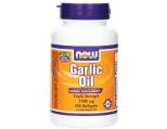 Now Foods Garlic Oil Soft-gels