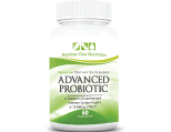 Number One Nutrition Advanced Probiotic, 10 Billion