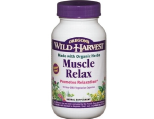 Oregons Wild Harvest Muscle Relax