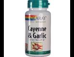 Solaray Cayenne & Ginger