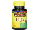 Nature Made Vitamin B-12 1000, mcg Timed Release Tablets