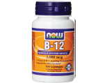 Now Foods Vitamin B-12, 2000 mcg Lozenges