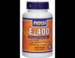 Now Foods Vitamin-E 400 IU, Softgels