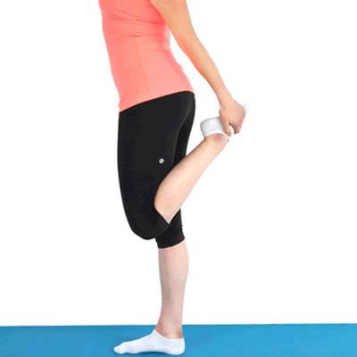 Standing Quad Stretch