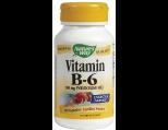 Nature's Way Vitamin B6, 100mg