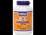 NOW Foods Vitamin B-6, 100mg