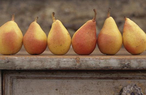 What are the health benefits of pears?