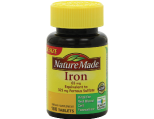 Nature Made Iron 65mg, Tablets
