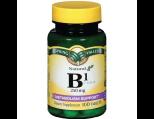 Spring Valley Vitamin B1 Tablets, 250 mg