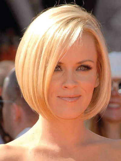 Jenny McCarthy with a Short Bob